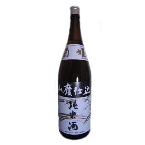 菊姫 山廃純米酒 1800ml【石川】|5chisousyouten