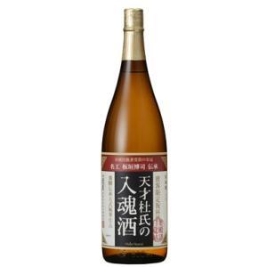 【渡辺酒造店】天才杜氏の入魂酒 1800ml【岐阜県】|5chisousyouten