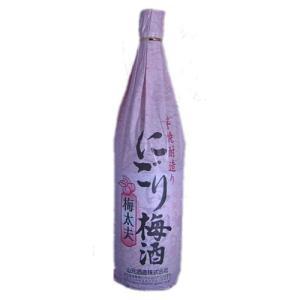 山元酒造】にごり梅酒 梅太夫 1800ml【鹿児島】|5chisousyouten