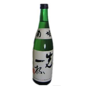 【石川】菊姫 先一杯(まずいっぱい) 720ml|5chisousyouten