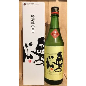 【化粧箱入り】【奥の松】特別純米辛口 720ml【福島県】|5chisousyouten