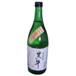 【名手酒造店】黒牛 純米吟醸 720ml 【和歌山県】|5chisousyouten