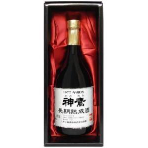 1977年醸造 神鷹 長期熟成酒 720ml|5chisousyouten