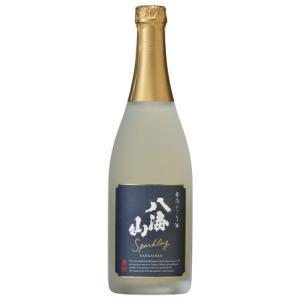 【数量限定】八海山 発泡にごり酒 720ml 【新潟県】|5chisousyouten