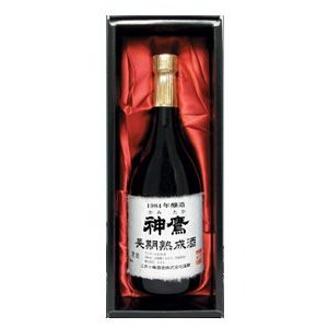 【古酒】1984年醸造 神鷹 長期熟成酒 720ml|5chisousyouten