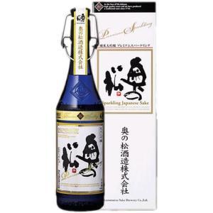 奥の松 純米大吟醸プレミアムスパークリング 720ml|5chisousyouten
