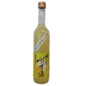 【池亀酒造】ゼリーゆず酒 500ml|5chisousyouten