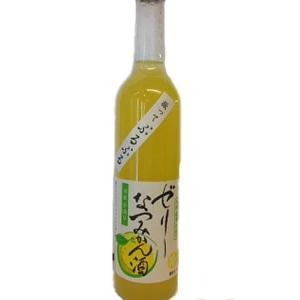 【池亀酒造】ゼリーなつみかん酒 500ml|5chisousyouten