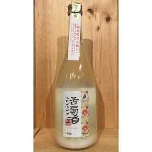 【クール便指定】龍勢 活濁酒 純米吟醸 活性にごり生酒 720ml 2015BY|5chisousyouten