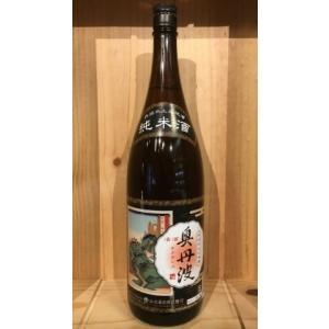 【山名酒造】奥丹波 純米酒 1800ml|5chisousyouten