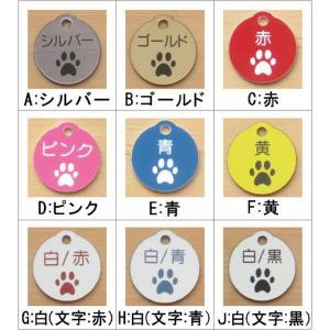 <売り切れました>『NPO法人アルマ』保護犬猫専用 迷子札5個セット|5endama|02