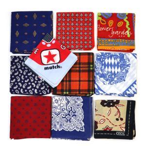 """ハンカチとしての役割からスカーフやポケットチーフに至るまで、装いに彩りを与えるアイテム=""""バンダナ""""..."""