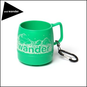 「and wander / アンドワンダー | and wander DINEX - Green」1...