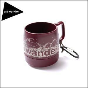 1985年創業のアメリカコチネカット州のテーブルウェアメーカーのカップ。ダブルウォール構造と内部に入...