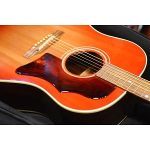【オーロラ】Gibson J-45 Vintage 1960年代 ギブソン ヴィンテージ 純正品を極限まで復元した ラージ ピックガード 透過性 粘着剤付属|5th