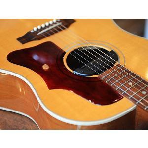 J-50専用品 Gibson Vintage 1960年代 ギブソン ヴィンテージ 純正品を極限まで復元 ラージ ピックガード 粘着剤付|5th