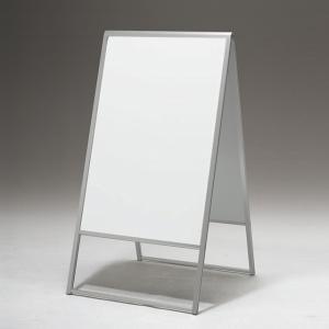 アルミ枠A型スタンド看板(M)  立て看板  店舗用看板  両面看板  A型看板  置き看板  びっくり価格  Yahoo!ランキング1位獲得商品|6111185|03
