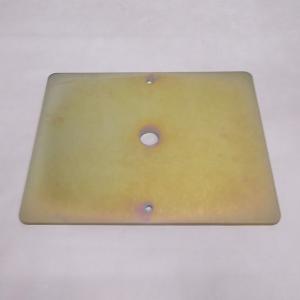 ウエイトプレート  電飾スタンド看板用重し  おもり|6111185