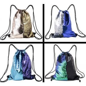 キラキラ ナップサック リュック 触るだけ 簡単アレンジ カジュアル バッグ ラメ ポイント ポイント消化|69rock