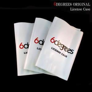 6DEGREES オリジナルライセンスケース (車検証入れ)|6degrees|02