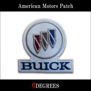 アメリカンモーターズパッチ/BUICK/ビューイック|6degrees