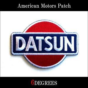 アメリカンモーターズパッチ/DATSUN/ダットサン|6degrees