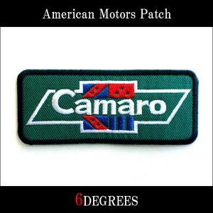 アメリカンモーターズパッチ/Camaro/カマロ|6degrees