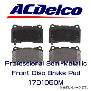AC Delco ブレーキパッド 17D1050M/シボレー/カマロ/コルベット/フォード/マスタング|6degrees