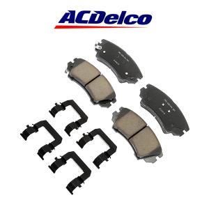 AC Delco ブレーキパッド 17D1404CHF1 フロント シボレー カマロ アメ車|6degrees