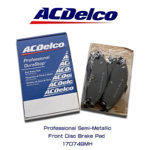 AC Delco ブレーキパッド 17D749MH シボレー カマロ ポンティアック ファイヤーバード|6degrees