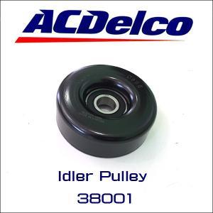 AC Delco 38274 アイドラプーリー シボレー キャデラック リンカーン フォード ハマー アメ車|6degrees