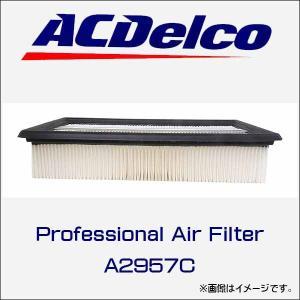 AC Delco エアエレメント(フィルター)A2957C フォード エクスプローラー リンカーン アビエーター|6degrees