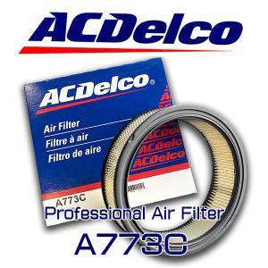 AC Delco エアエレメント(フィルター)A773C 25040929 シボレー GMC アストロ サファリ カマロ インパラ|6degrees
