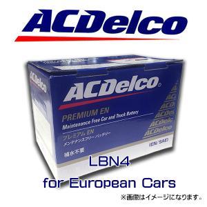 ACデルコ バッテリー LBN4/アメ車/ダッジ/チャージャー/マグナム/クライスラー/300C|6degrees