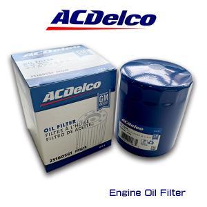 ACデルコ エンジンオイルエレメント/PF1218/アメ車/GM車/タホ/サバーバン/シェビーバン|6degrees