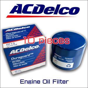 お買い得10個セット!ACデルコ エンジンオイルエレメント/PF13/アメ車/ラム/マグナム/チャージャー|6degrees