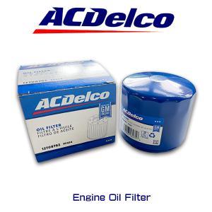 ACデルコ エンジンオイルエレメント/PF454/アメ車/GM車/シボレー/カマロ/デルコ コルベット|6degrees