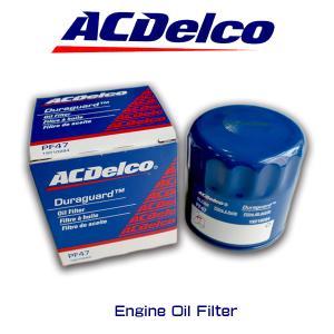 ACデルコ エンジンオイルエレメント/PF47E/アメ車/GM車/シボレー/アストロ/サファリ/カマロ|6degrees