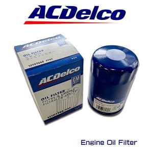 ACデルコ エンジンオイルエレメント/PF63E/FORD車/フォード マスタング/エクスプローラー/キャデラック SRXクロスオーバー|6degrees
