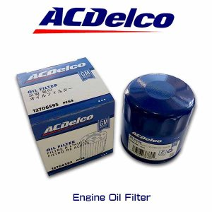 ACデルコ エンジンオイルエレメント PF64 シボレー コルベット カマロ キャデラック ATS CTS|6degrees