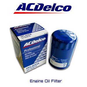 ACデルコ エンジンオイルエレメント/PFL400A/フォード/マスタング/サンダーバード/リンカーン/MKX/ニュービートル|6degrees