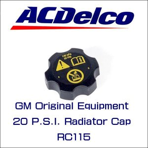 AC Delco Radiator Cap RC115 ラジエターキャップ シボレー カマロ 2010-2017 キャデラック 2013-2017 アメ車|6degrees