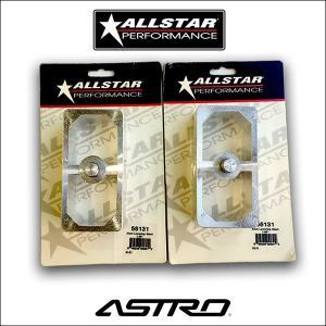 Allstar Performance Lowering Blocks 56131 2個セット ローダウンブロック シボレー アメ車|6degrees