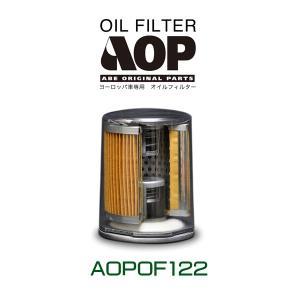 欧州車専用エンジンオイルフィルターRISE FIAT500 1.4L/JEEP RENEGADE 1.4L AOPOF122 オイルエレメント フィアット ジープ レネゲード 6degrees