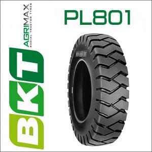 5.00-8 / BKT Tire・PL801フォークリフト用タイヤ 1本|6degrees