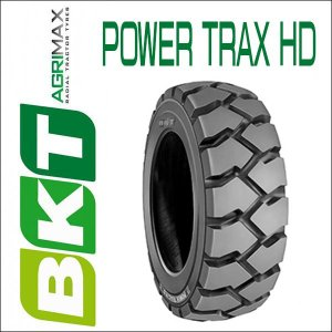 7.00-12 / BKT Tire・POWER TRAX HD フォークリフト用タイヤ 1本|6degrees
