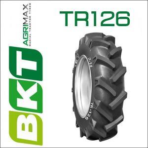 7-14 / BKT Tire・TR126 トラクター用バイアスタイヤ 1本|6degrees