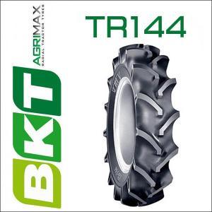 8-16 / BKT Tire・TR144 トラクター用バイアスタイヤ 1本|6degrees