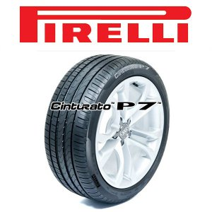 215/55R17・1本 PIRELLI Tire・CINTURATO P7・ピレリタイヤ チンチュラートピーセブン|6degrees