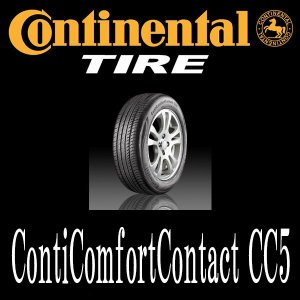 205/60R15 Continental Tire・ContiComfortContactCC5・コンチネンタルタイヤ/コンチ・コンフォート・コンタクト/送料無料! 6degrees